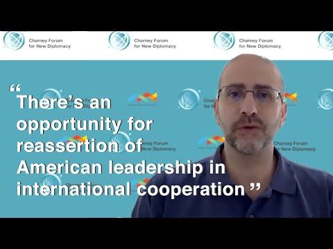Ambassador Dan Shapiro: International Trends Post Covid-19