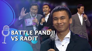 SUCI 1 - Battle Roasting Stand Up Pandji Pragiwaksono vs Raditya Dika
