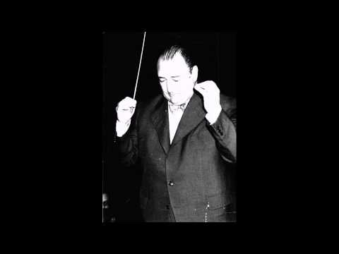 "Beethoven ""Symphony No 9"" Franz Konwitschny (live 1961)"