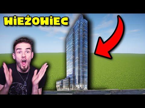 Wieżowiec Modern W Minecraft #129