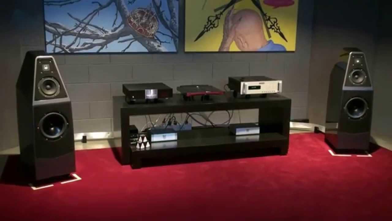 Devialet 250 With Sam Configured For Wilson Audio Sophia 3