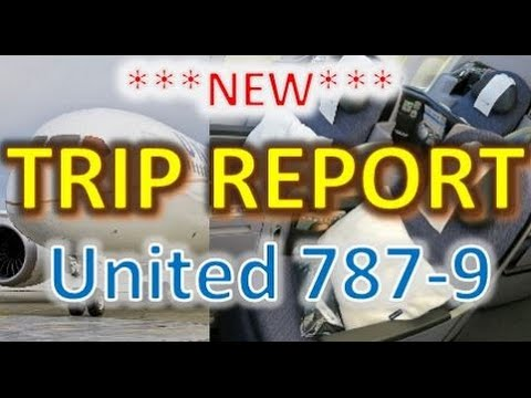 ***NEW***: Flying the UNITED 787 DREAMLINER IN BUSINESS-FIRST | SFO-IAH | [Trip report]