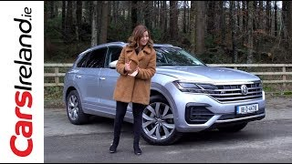Volkswagen Touareg Review | CarsIreland.ie
