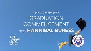 Dr. Hannibal Buress Delivers 2017 Commencement Address thumbnail