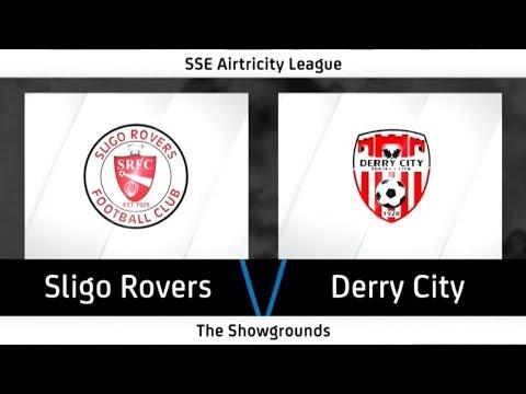 Highlights: Sligo Rovers 1-1 Derry City