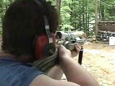 NH: Free Stater selling backyard gun range, home