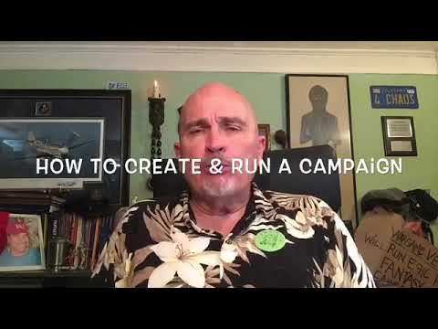 How to Start a Campaign!