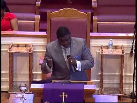 Minister Antonio Scott 'I'm Still Standing'-(Awesome 1st Sermon)