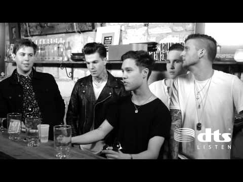 Austin Music Festival: The Neighbourhood Interview - YouTube
