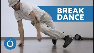 Breakdance Choreography – Step by Step Tutorial