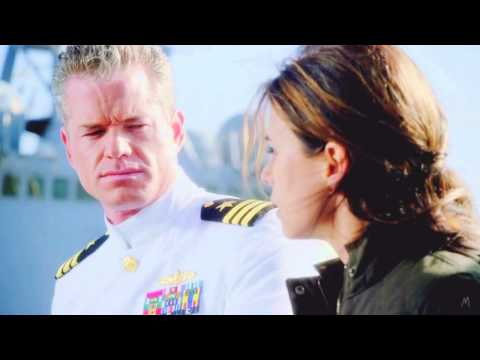 Tom&Rachel // I'll lay down this armor for you (The Last Ship)