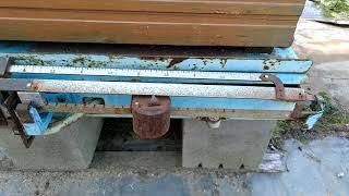 Внешние признаки роения  пчел