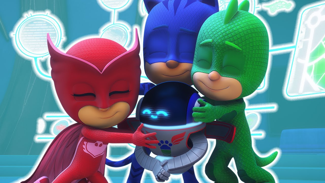 Download Together As One ⭐ 2021 Season 4 ⭐ PJ Masks Official