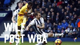 WBA 0 - Palace 2 | Post match interviews