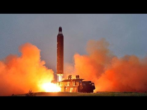 North Korean test missile flies 500km, lands in Sea of Japan