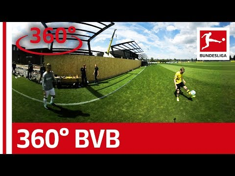 Borussia Dortmund's Superstars in 360-Degrees