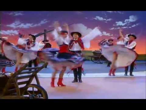 Deutsches Fernsehballett - Ungarischer Tanz Nr. 5 1994