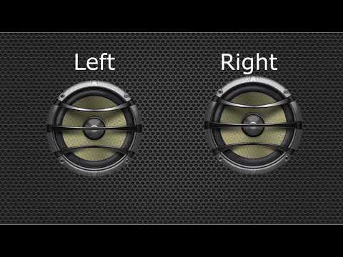 #Stereo: Left and Right Stereo Sound Test Mp3