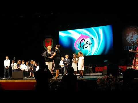 Canzone per la pace, premiazione (Jenni Gandolfi)