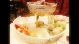Häagen Dazs Ice Cream Fondue (hong Kong Haagen Dazs)!