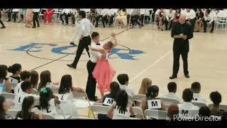 BALLROOM DANCE COMPETITION 2019