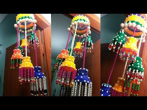 New Stylish Diy Wind Chime How To Make Wind Chime With