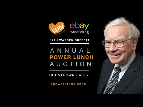 17th Warren Buffett Annual Power Lunch Countdown Party