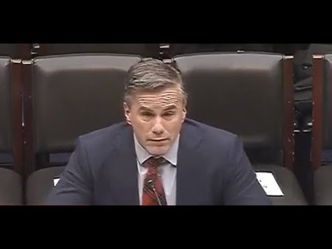 Judicial Watch Tom Fitton EXPOSES 🔴 The Clinton Foundation at House Oversight Hearing