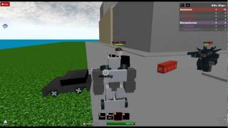 roblox decepticon gameplay