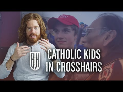 Catholic Kids in the Crosshairs