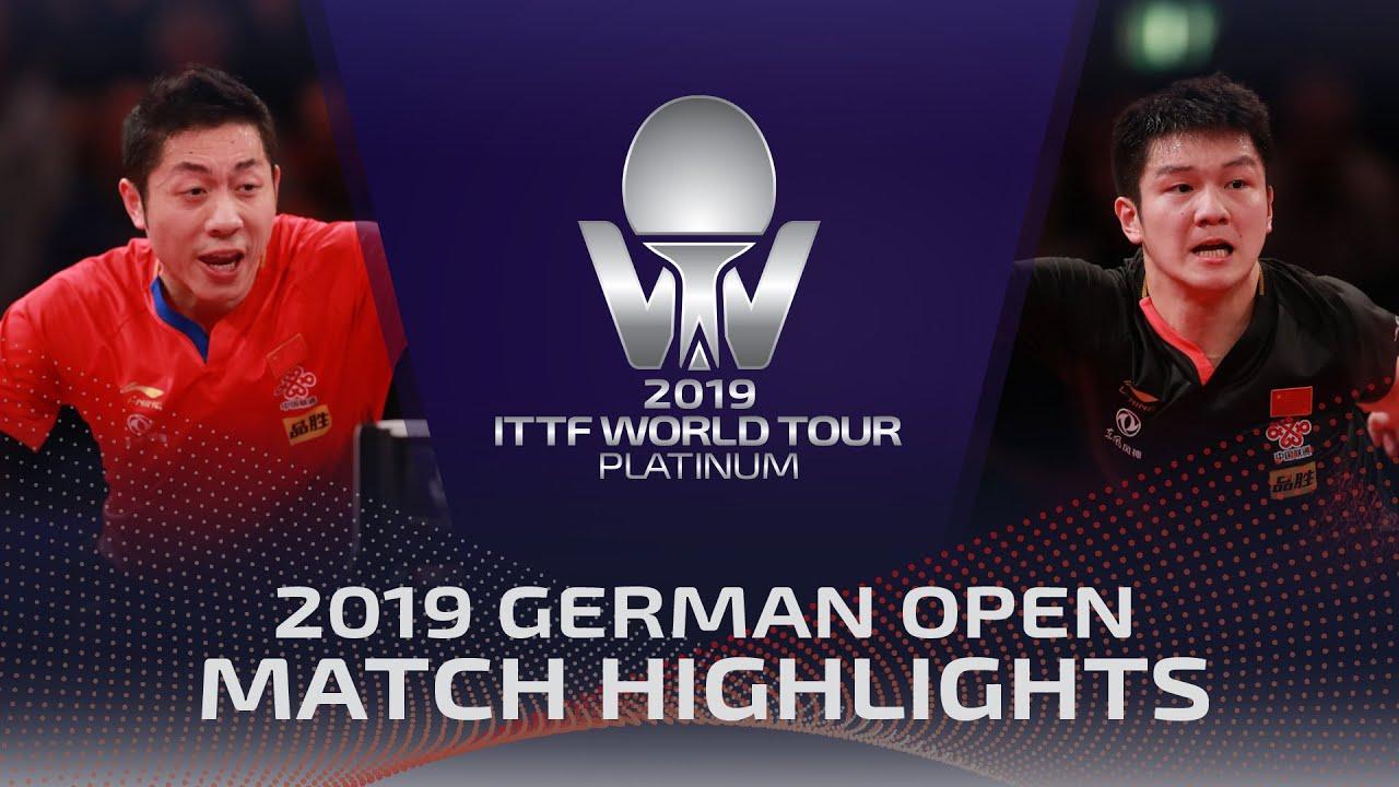 Download Xu Xin vs Fan Zhendong | 2019 ITTF German Open Highlights (Final)