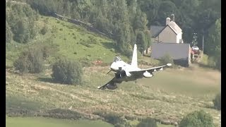 Fast Jets And More Low Flying In The Mountains Of Wales - Airshow World