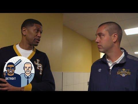 David Jacoby tours the Jalen Rose Leadership Academy charter school   Jalen & Jacoby   ESPN