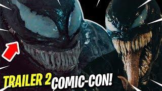 Venom Comic Con Trailer / DC Marvel United