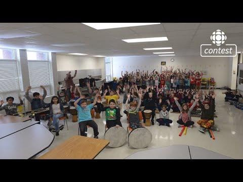 """""""In My Blood"""" - F.W. Gilbert School #CBCMusicClass"""