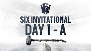 Rainbow Six | Six Invitational 2019 – Groupstage - Day One – Stream A