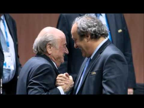 Sepp Blatter 'had gentleman's agreement' with Michel Platini