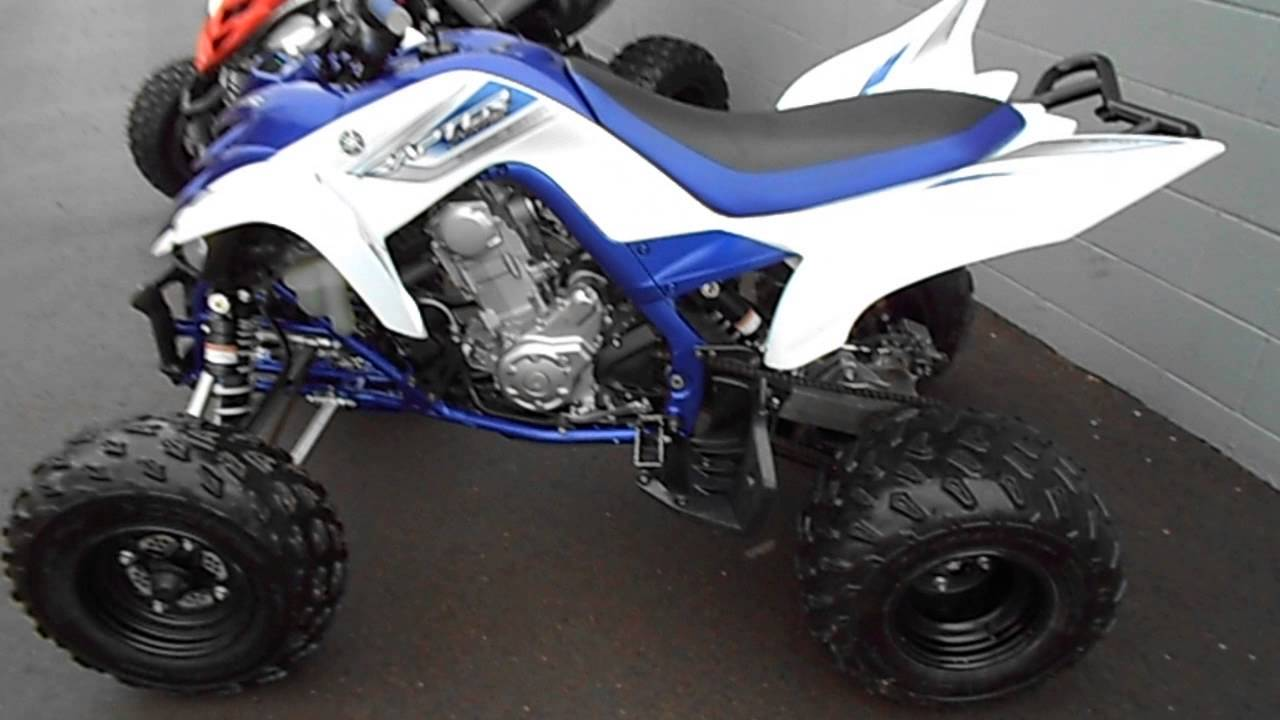 2007 Yamaha Raptor 700R Special Editions