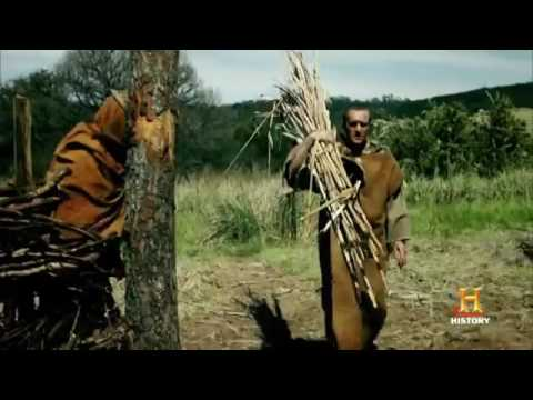 Neolithic Revolution: Mankind  The Story of All of Us  Birth of Farming History Channel