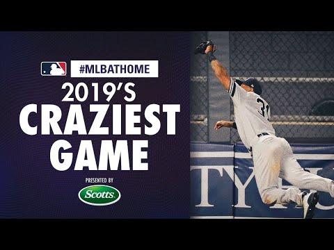 Yankees vs. Twins, 7/23/19 (2019's Craziest Game!) | #MLBAtHome