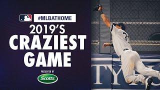 Yankees vs. Twins, 7/23/19 (2019's Craziest Game!)