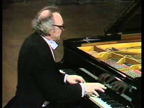 Schubert  Piano Sonata in A major, D 959 Fourth Movement Rondo  Alfred Brendel