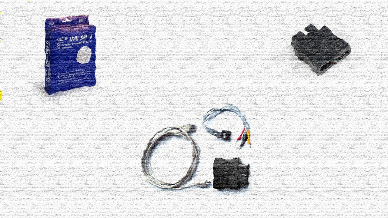 схема адаптер k-line для диагностики автомобилей ваз