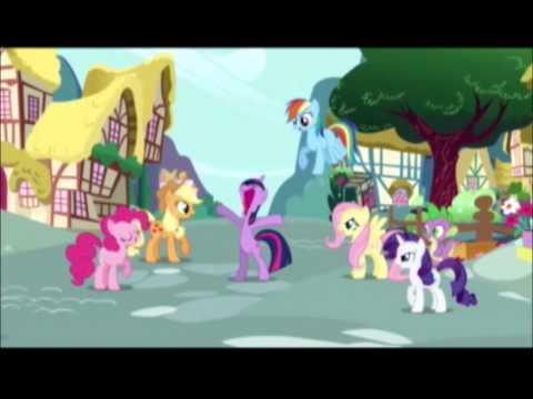 My little pony friendship is RANDOM!