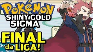 Pokémon Shiny Gold Sigma (Detonado - Parte 25) - Final da Liga!