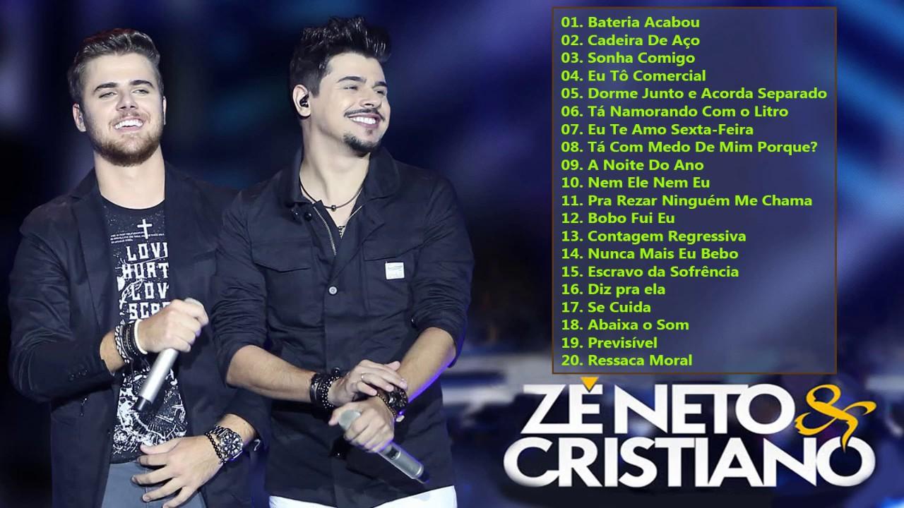 Zé Neto e Cristiano - As 20 Melhores de 2017 (As Mais