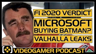 VideoGamer Podcast #371: A Good Mansell is Hard to Find