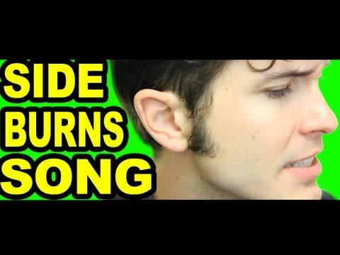 Toby Turner - THE SIDEBURNS SONG
