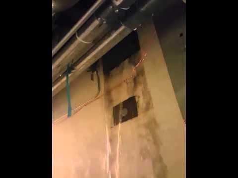 Boiler room Administration Building