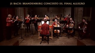 Bach: Brandenburg Concerto No. 3 BWV 1048, Third movement:  Allegro, Voices of Music